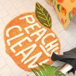 3d Peachy Clean Bath Mat Urban Outfitters Cgtrader
