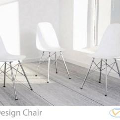 Chair Design Parameters Office Big W Eames White 3d Model Max Obj 3ds Fbx Dxf Dwg