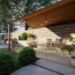 Sketchup Scene Landscape Design 3d Model Park Cgtrader