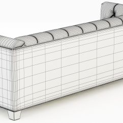 Savoy Leather Sofa Restoration Hardware Sectional Sofas Rooms To Go 3d Model Max Obj Mtl 3ds Fbx 10