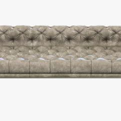 Italia Sofa Rh Stool Online Restoration Hardware Chesterfield Leather 3d
