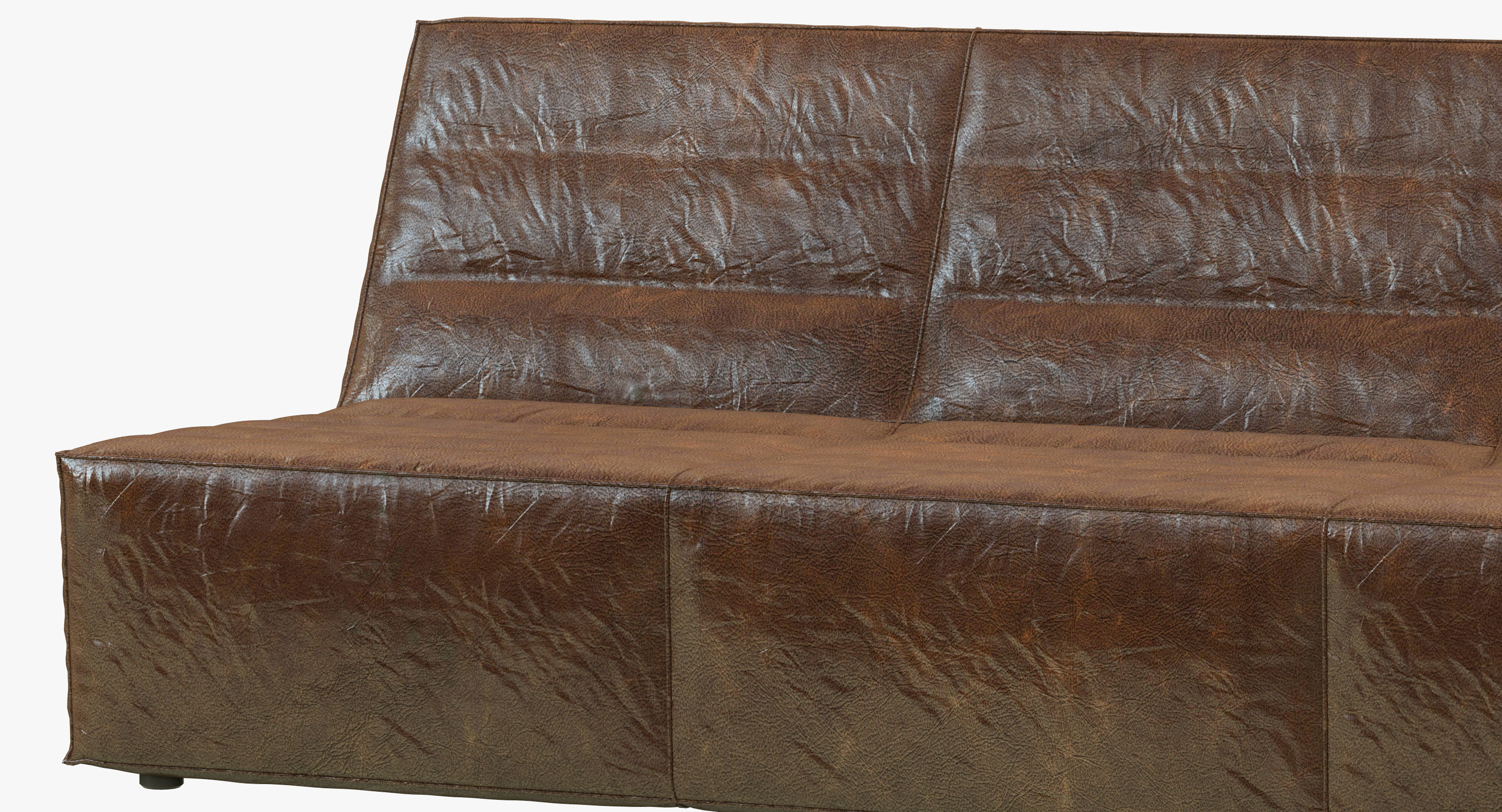 fulham sofa rh ikea hagalund loveseat bed chelsea leather restoration hardware