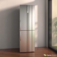Bosch Kitchen Set Vintage Posters For Bottom Freezer Refrigerator 3d Model Max Obj Fbx Mtl ...