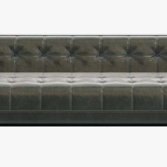 Restoration Hardware Kensington Sofa Leather Table Wood And Glass Madison Est Way To Ship A John Lewis