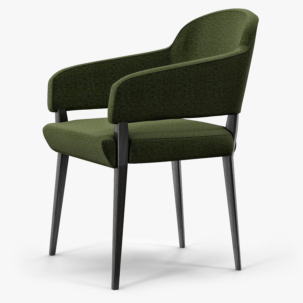 upright recliner chairs plastic dining nz knightsbridge lucia open chair 3d model max obj