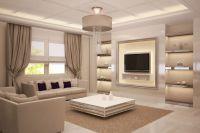 modern living room scene 3D model   CGTrader