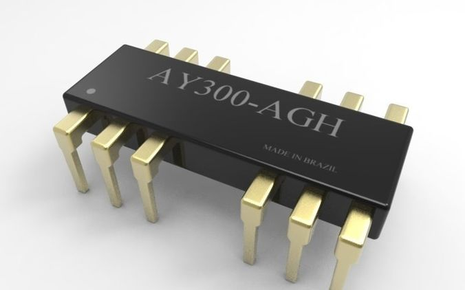 About Integrated Circuit