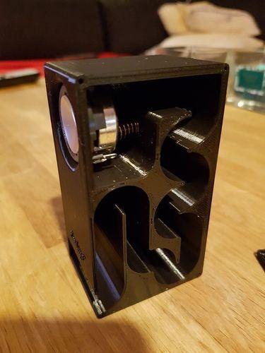3D print model Transmission Line speaker  CGTrader