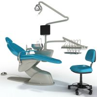 Dentist Chair clinic 3D | CGTrader