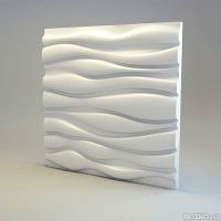 3d wall panel | CGTrader