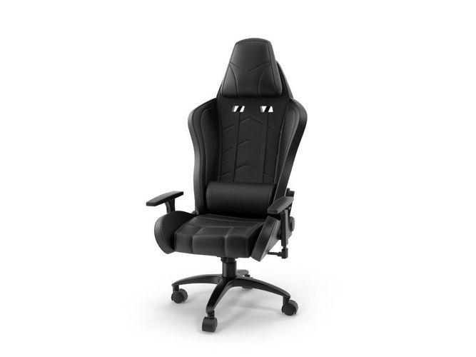 iKayaa Computer Gaming Chair 3D  CGTrader
