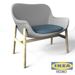Ikea Arm Chairs Mesh Chair Accessories 3d Model Cgtrader Max Obj Mtl Fbx Mat 1