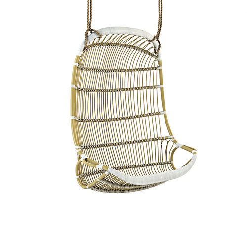 hanging rattan chair office chairs tulsa 3d model double cgtrader