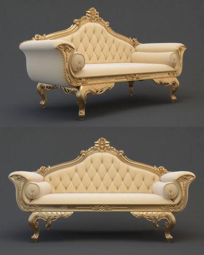 wedding sofa teal velvet uk 3d cnc cgtrader