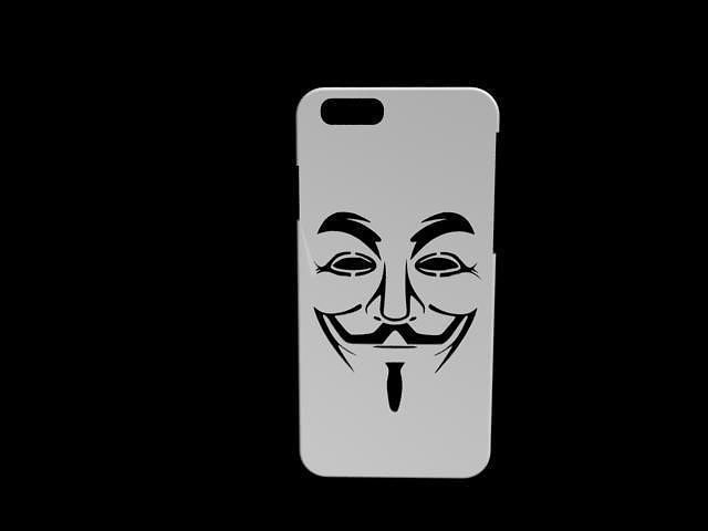 3D Printable Model Iphone 6 Case C CGTrader