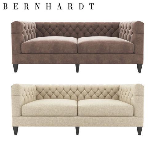 bernhardt sofas payless bedding melbourne fl beckett sofa 3d model cgtrader