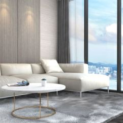 Simple Clean Living Room Design Soothing Colors For Modern Grey Apartment 3d Interior Model Max Obj Mtl 3ds Fbx