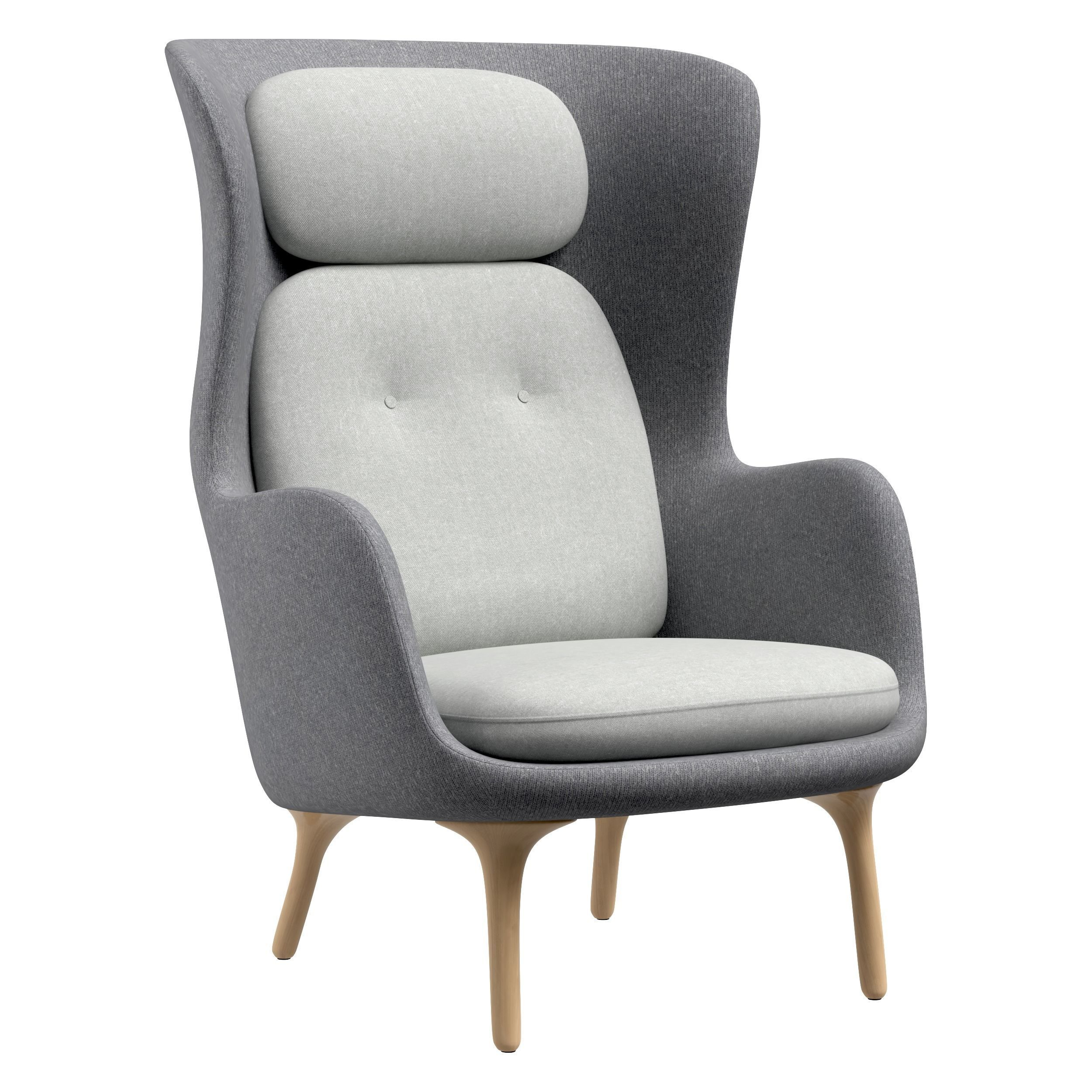 Fritz Hansen Chairs Ro Chair By Fritz Hansen 3d Model