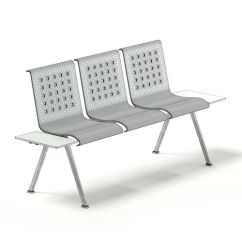 Waiting Chairs Kids Computer Silver 3d Model Cgtrader