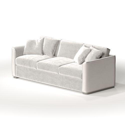 a rudin sofa 2859 southern motion reclining 3d 2786 cgtrader model max obj mtl fbx 1