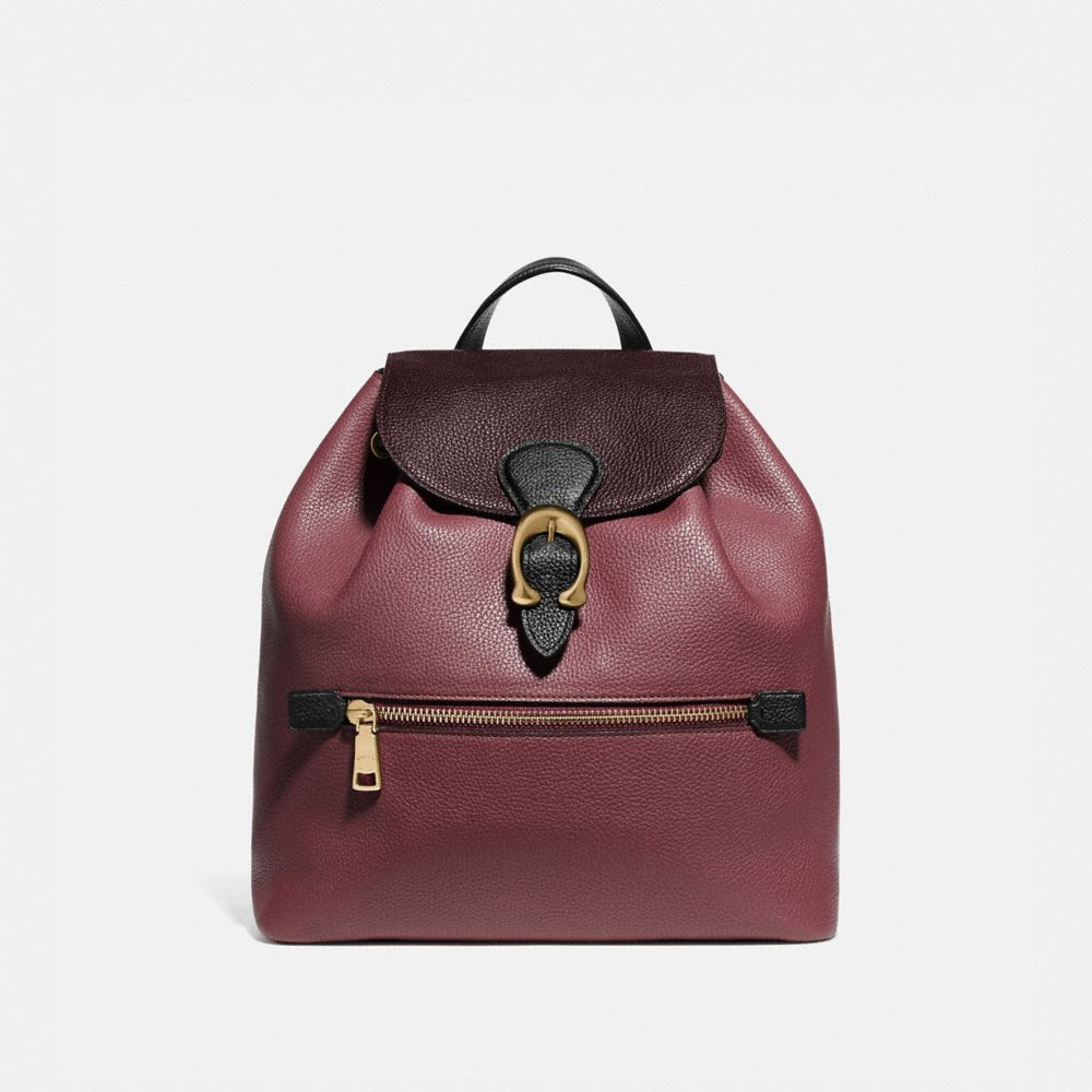 evie backpack in colorblock