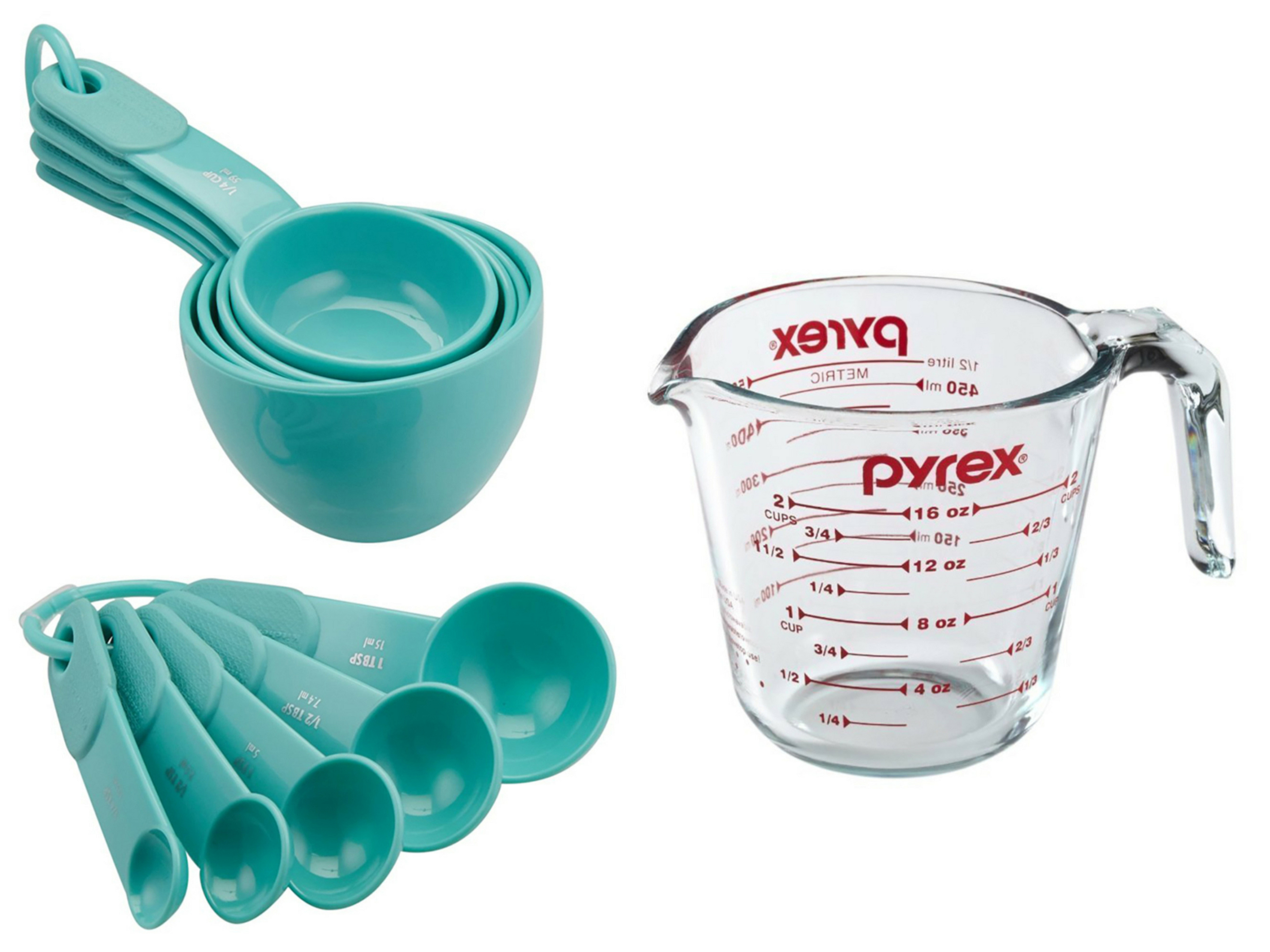 Tablespoons To Cups Liquid Measure
