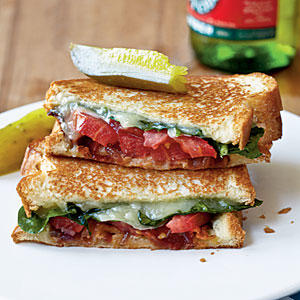 Budget Recipes: Grown-Up Grilled Cheese Sandwiches