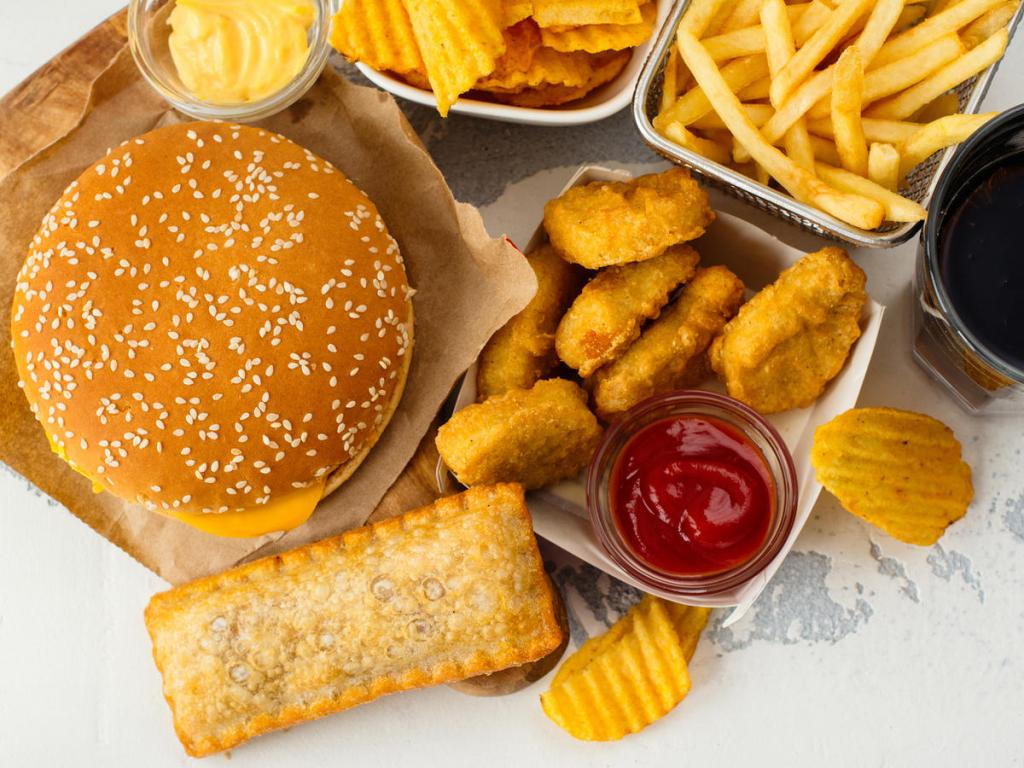 High Fat Foods Have Been Linked To Obesity In New Study