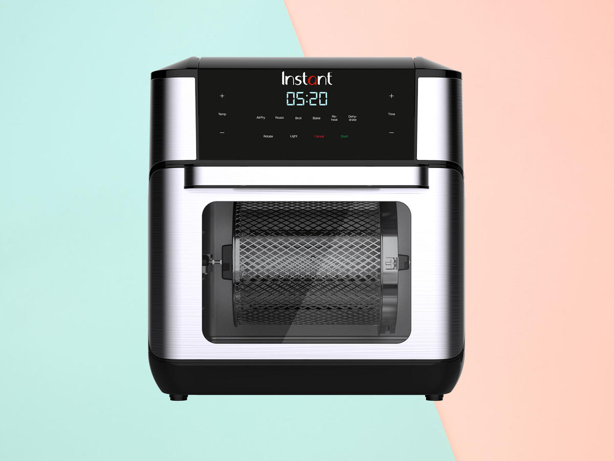 Instant Pot S New 7 In 1 Air Fryer Is On Sale Right Now