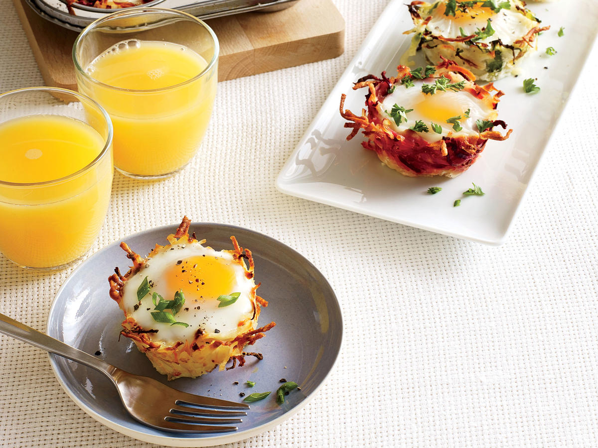 Try These ProteinPacked Breakfasts  Cooking Light