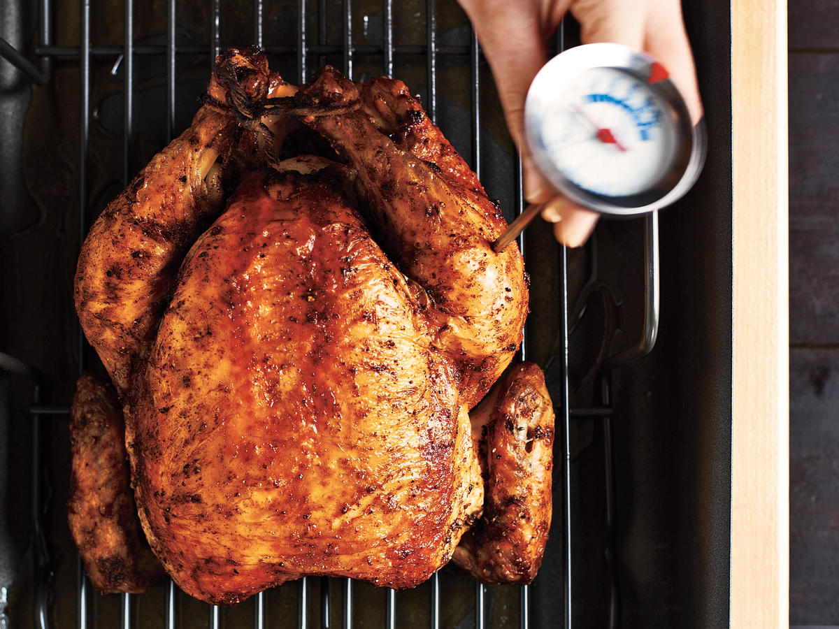 How To Make Foolproof Roast Chicken - Cooking Light