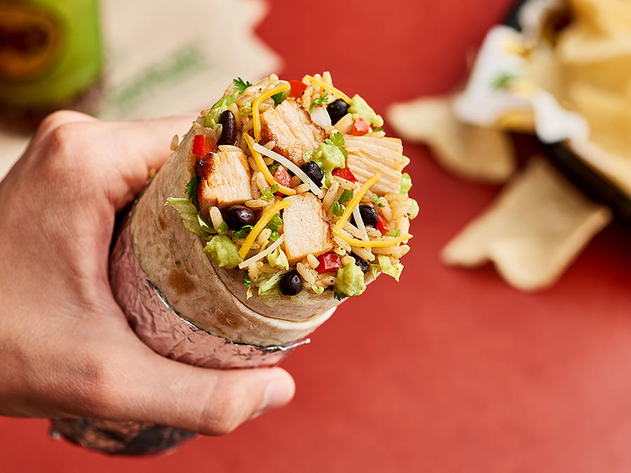 Moe's Southwest Grill - These Are the Healthiest Meal ...