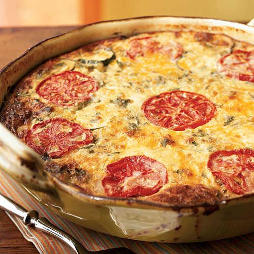 quiche healthy breakfast and brunch recipes cooking light