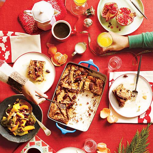 christmas breakfast recipes cooking light