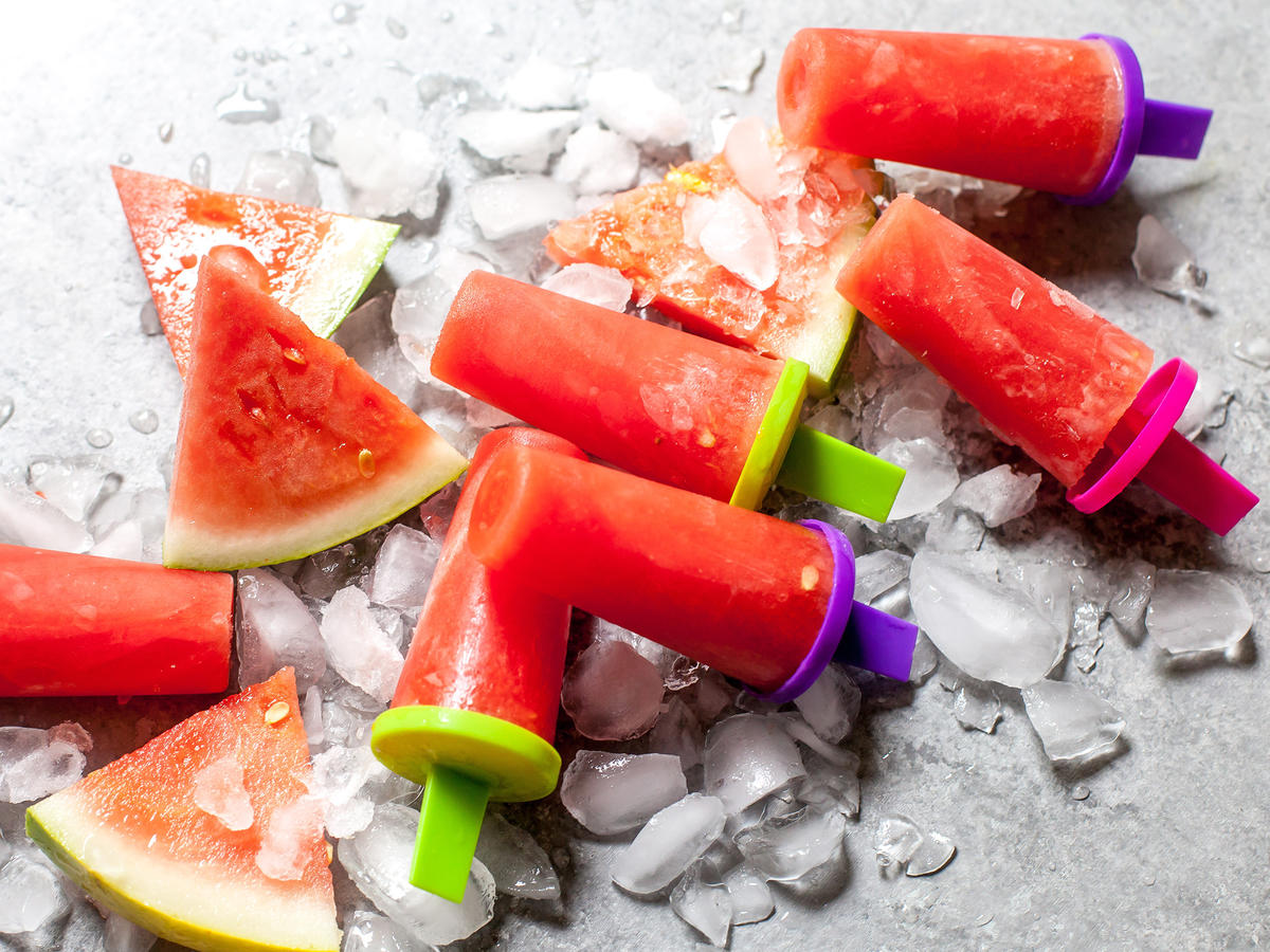 3 ingredient watermelon pops