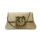 bhamini-tribal-brooch-jute-clutch-gold