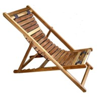 Buy Wooden Rest Chair Made By Old Recycle Teak Wood #a732 ...