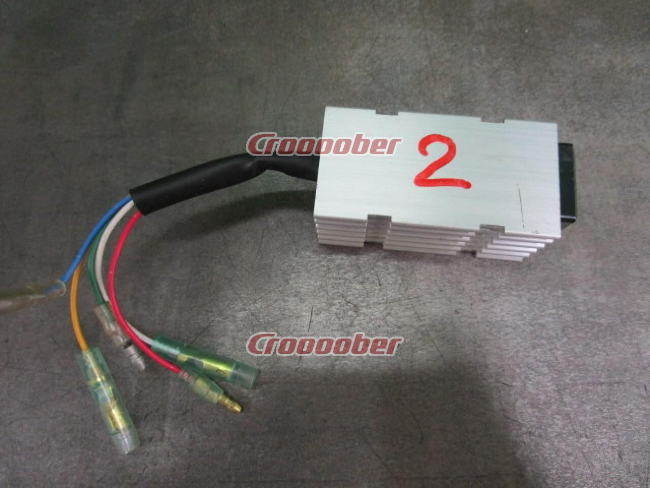 hight resolution of posh racing cdi wiring processed product nsr50 92 base