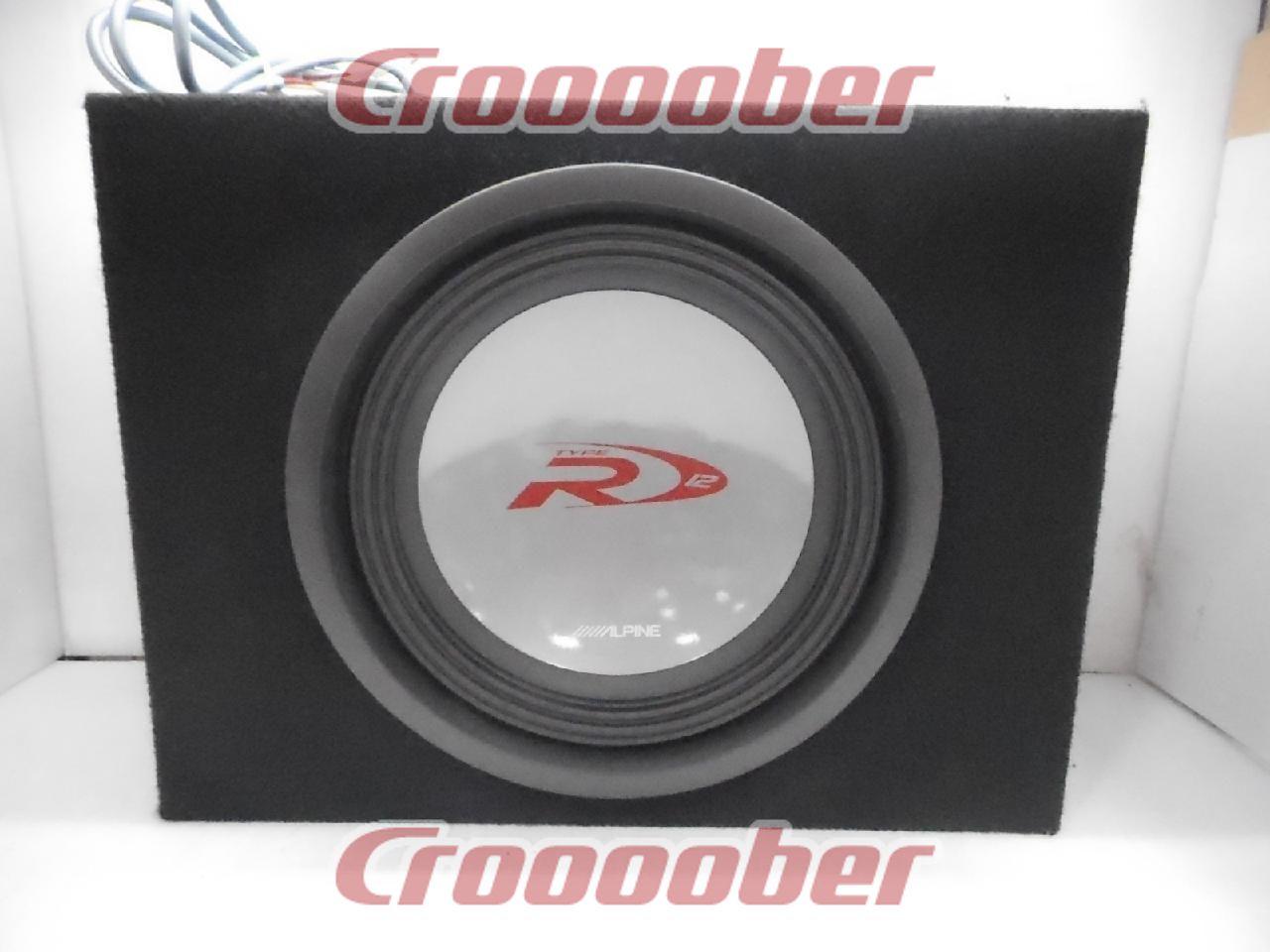 dual voice coil subwoofer box 40 hp evinrude parts diagram alpine swr 1242d with type r series 30 cm sound firm bass