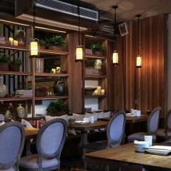 Backyard Kitchen Designs Lowes Appliance Packages 印巷餐厅设计 - 设计腕儿【腕儿案例】