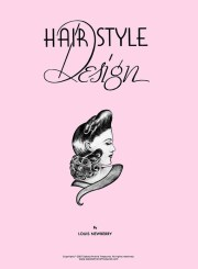 1940s hairstyle design book pinup