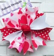 boutique valentine camo hearts