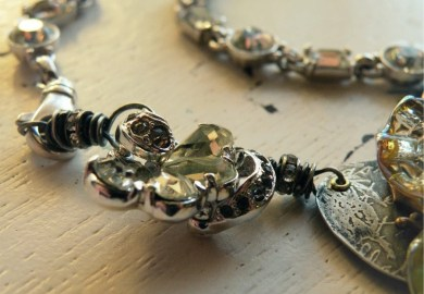 How To Transform Vintage Jewelry Into A Connector By