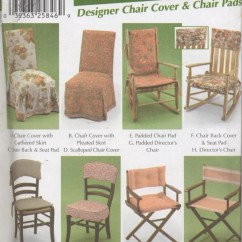 Parsons Chair Covers Canada Kartell Louis Ghost Easy And Pads Pattern For Rocking
