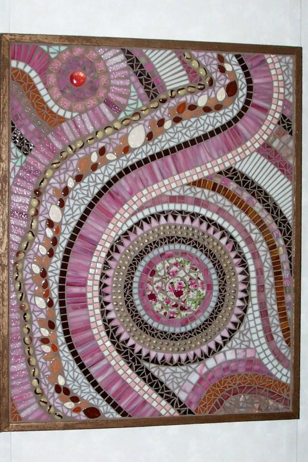 Neapolitan Stained Glass Mosaic Wall Art Lowbridgeartworks