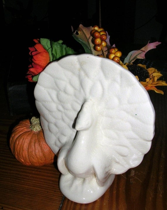 Ceramic Wall White Vase Pocket
