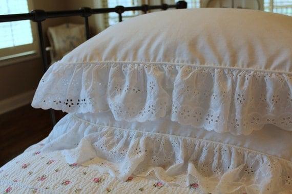 Pillow Ruffle Pillows