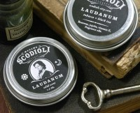 Laudanum Tobacco and Black Tea Perfume/Cologne