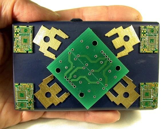 Recycled Circuit Board Geek Bookmarks Pkg 2 By Debbyaremdesigns