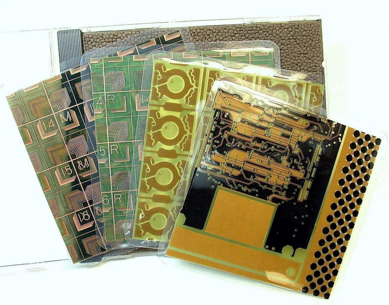Recycled Circuit Board Pencil Box Geekery Pb11 By Debbyaremdesigns